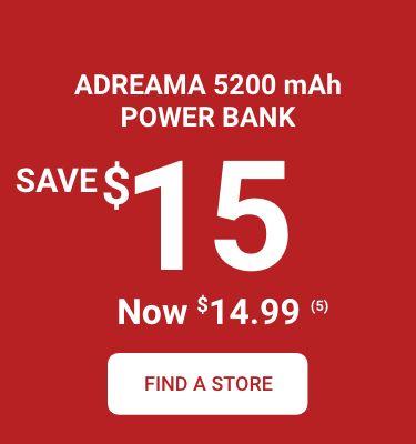 VIP Adreama Power Bank Store Locator