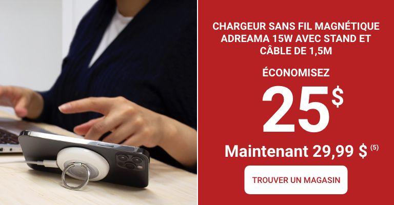 VIP Adreama Wireless Charger Store Locator